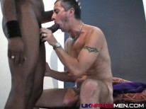 Pierre Rides Silk.t from Uk Naked Men