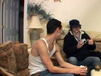 Straight Guys Strip Poker from Straight Naked Thugs