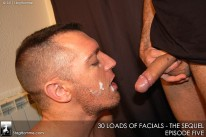 30 Loads Of Facials from Stag Homme Studios