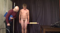 Hugh Ejaculation Test from First Auditions