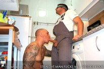 Straight Man Fucks Me from Stag Homme Studios
