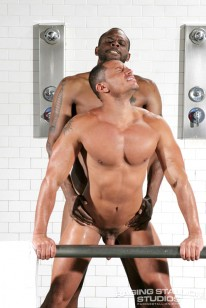 Angelo Diesel Washington from Raging Stallion