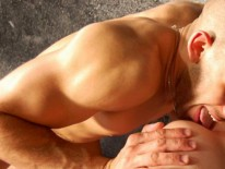 Austin Wilde First Scene from On The Hunt