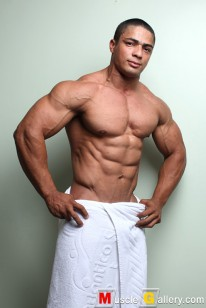 Julio Cesar from Muscle Hunks
