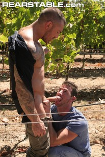 Francesco And Rusty from Raging Stallion