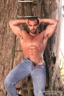 Damien Crosse from Raging Stallion