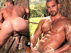 Damien Crosse from Raging Stallion