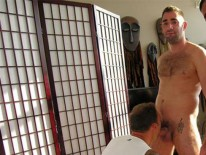 Two Cocks For Sucker from New York Straight Men