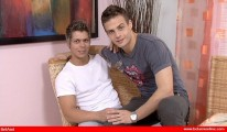 Ennio And Matt from Bel Ami Online
