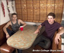 Eric And Reigner from Broke College Boys