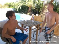 Zack And Matt from Broke College Boys