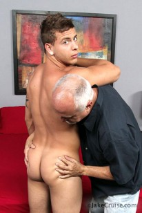 Kris Jamieson Serviced from Jake Cruise