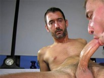 Jims Dl Blowjob from New York Straight Men