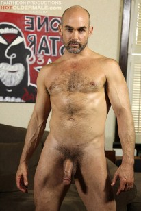 Nick Forte from Hot Older Male