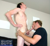 Alexander Big Dick Facial from Suck Off Guys