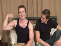 Blowing Gage from Sean Cody