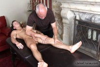 Joey Soto Massaged from Jake Cruise