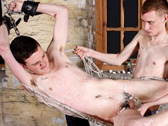 Hot And Cold Torture from Boynapped