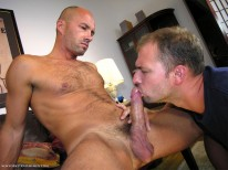 Marcos Massive Load from New York Straight Men