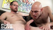 Hairy Butt Cum Eating from Fuck Off Guys