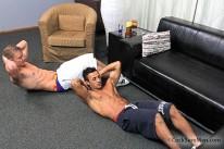 Ali And Shane Bareback from Cocksure Men