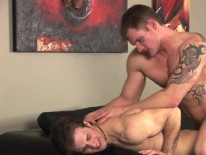 Trent Gabriel Flip Fuck from Cocky Boys
