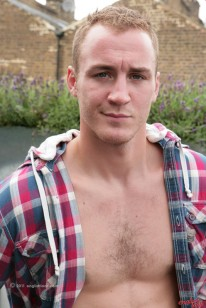 Hairy Hunk Matt from English Lads