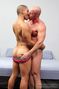 Mitch And Spencer from Cocksure Men