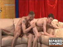 Tattoo Twinks from Naked Sword
