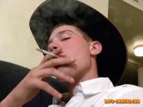 Cowboy Smoke from Boys Smoking