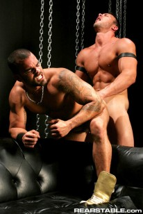 Jason And Damien from Raging Stallion