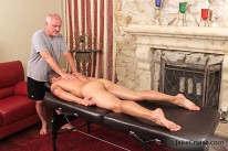 Kris Jamieson Massaged from Jake Cruise