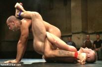 Leo Sebastian Alessio Pau from Naked Kombat