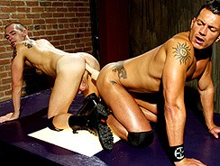 Andre And Angelo from Raging Stallion