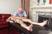 Spencer Reed Massaged from Jake Cruise