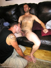 Blow Job For Tim from New York Straight Men