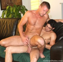 Buddy Fucks Logan from College Dudes