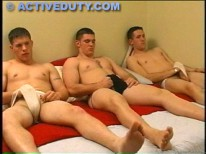 Active Duty Hunks from Active Duty
