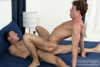 Nick Ford Brandon Jones from Cocksure Men