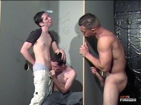 3way With Straight Guy from Sd Boy