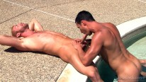 Nick Chris Flip Fuck from Colt Studio