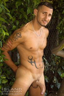 Jeno Hung Puerto Rican from Island Studs