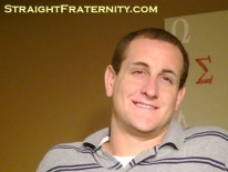 Andrew from Straight Fraternity