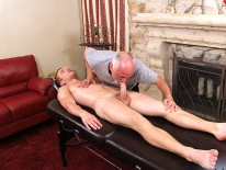 Jake Andrews Massaged from Jake Cruise