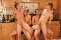 The Twinks Gourmet from Next Door Twink