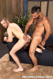Aybars And Trent Locke from Raging Stallion