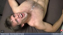 Oral Cumshot Facial from Drake Rock