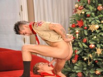 How Twink Stole Christmas from Next Door Twink