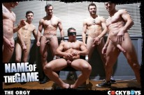 The Orgy from Cocky Boys