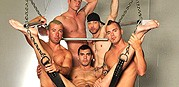 Sage Kasey Dominik Randy from Bareback That Hole